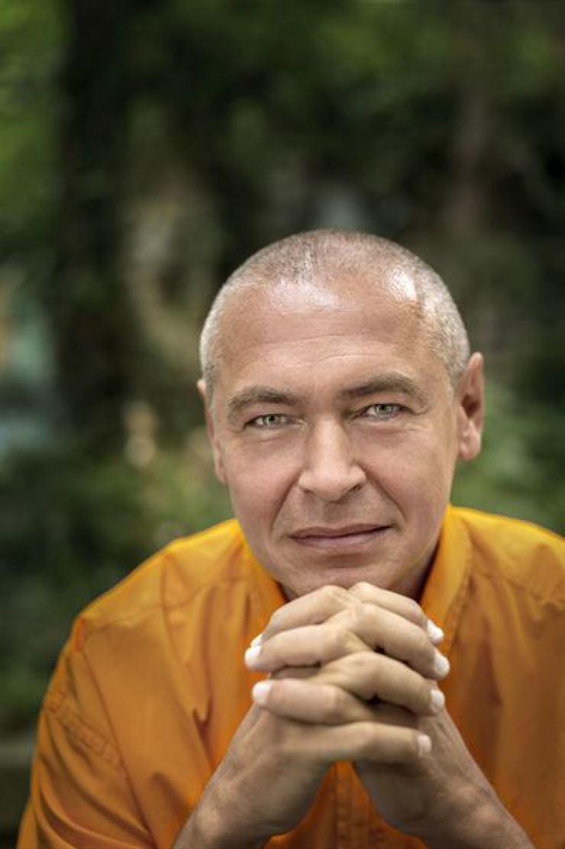 Pianist Ivo Pogorelich