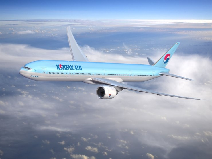 Seven Korean Air customers filed a complaint with the Fair Trade Commission (FTC), Monday, alleging unfair trading over proposed changes to the company's loyalty program./ Korea Times files