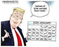 Trump's Calendar