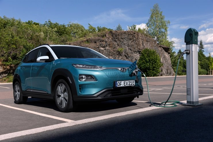 Hyundai Motor's Kona Electric / Korea Times file