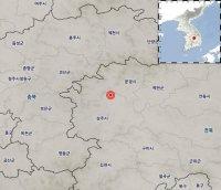3.2-magnitude quake hits Sangju