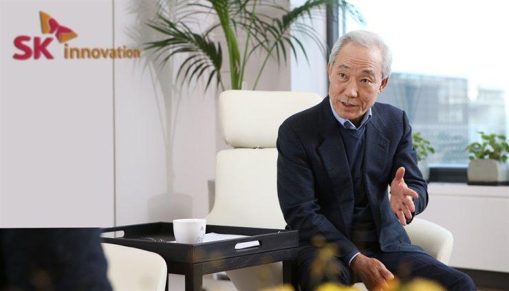 SK Innovation Chairman of Board Kim Jong-hoon / Courtesy of SK Innovation