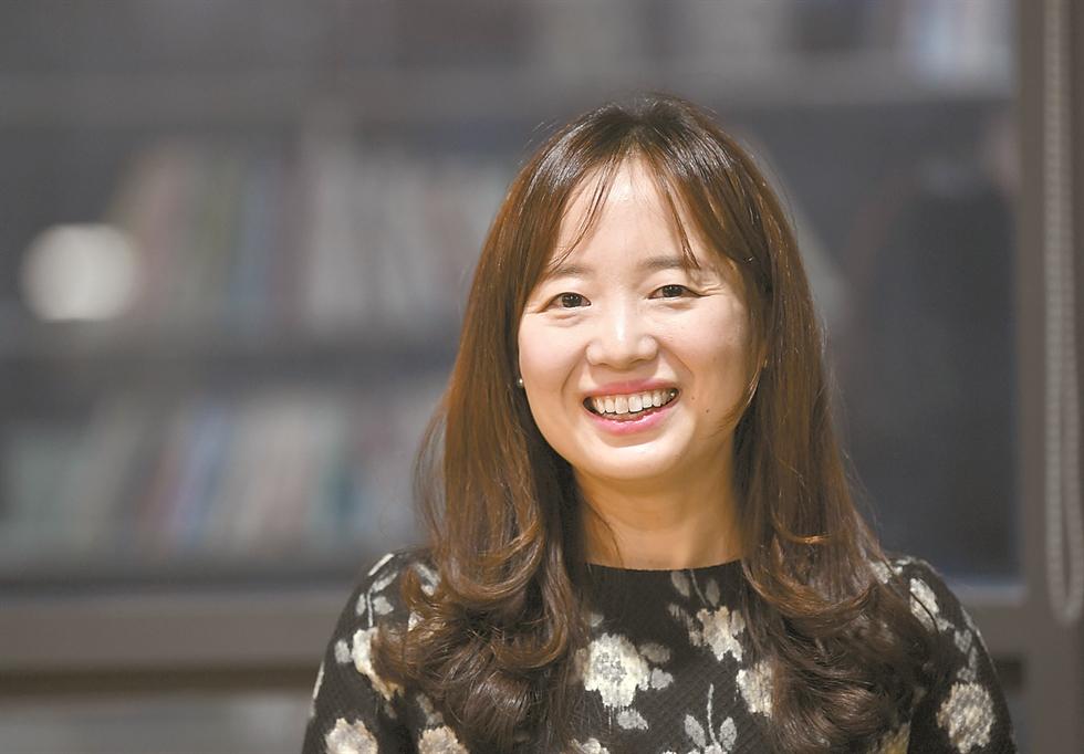 Writer Yun I-hyeong / Korea Times file