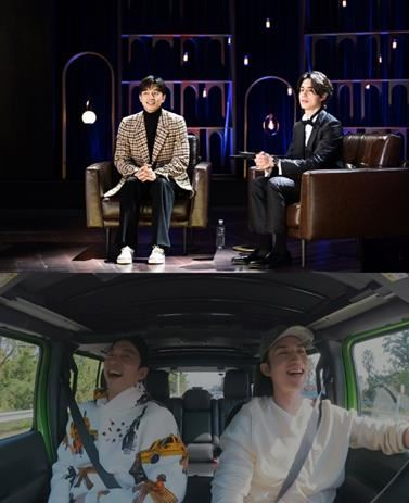 Actor Lee Dong-wook's talk show 'Because I want to talk' ended Wednesday with a 2.3 percent viewership rating. Courtesy of SBS