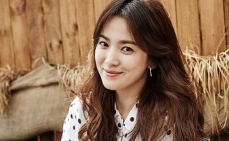 Actress Song Hye-kyo. Courtesy of United Artists Agency (UAA)
