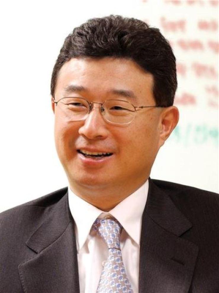 LF President & CEO Koo Bon-keul