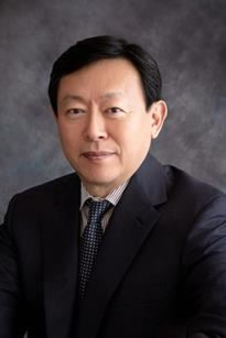 Lotte Group Chairman Shin Dong-bin