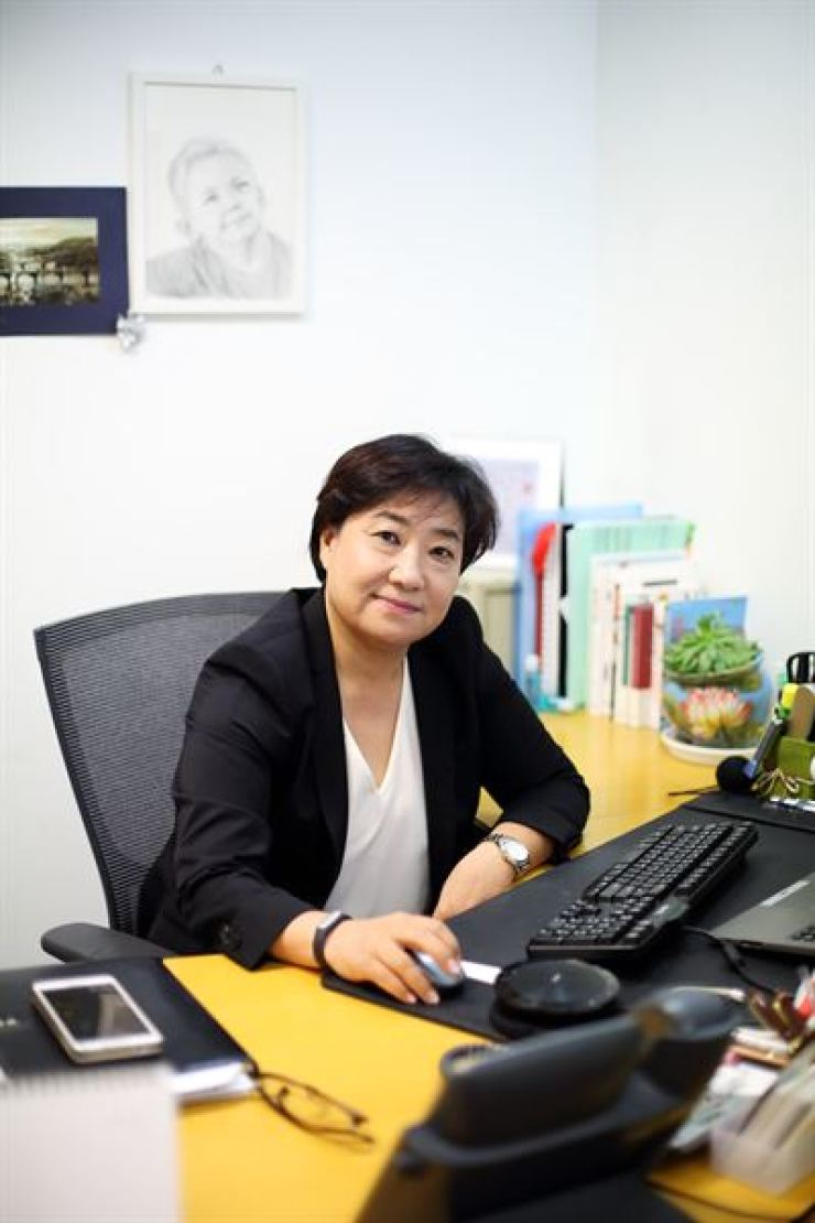 Lee Kyung-hee, senior director at Oracle Korea / Courtesy of Oracle Korea