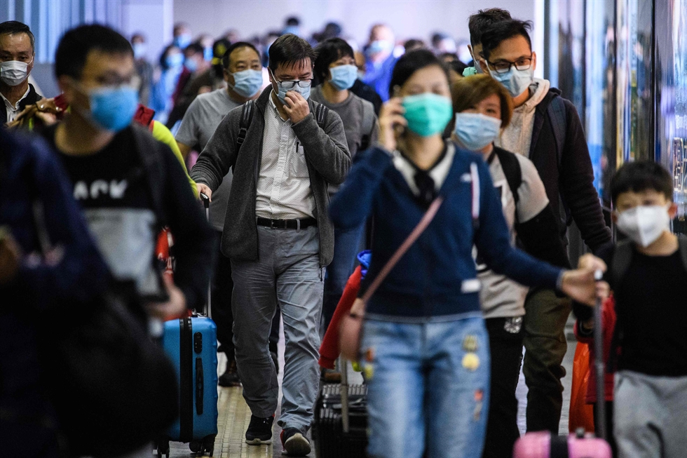 In this illustration provided by the Centers for Disease Control and Prevention (CDC) in January 2020 shows the 2019 Novel Coronavirus (2019-nCoV). This virus was identified as the cause of an outbreak of respiratory illness first detected in Wuhan, China. /AP