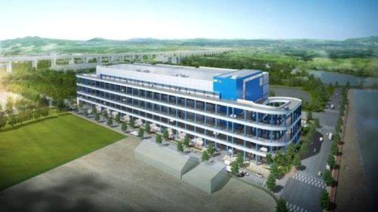 BLK Pyeongtaek Logistics Center / Courtesy of BearLogi Korea