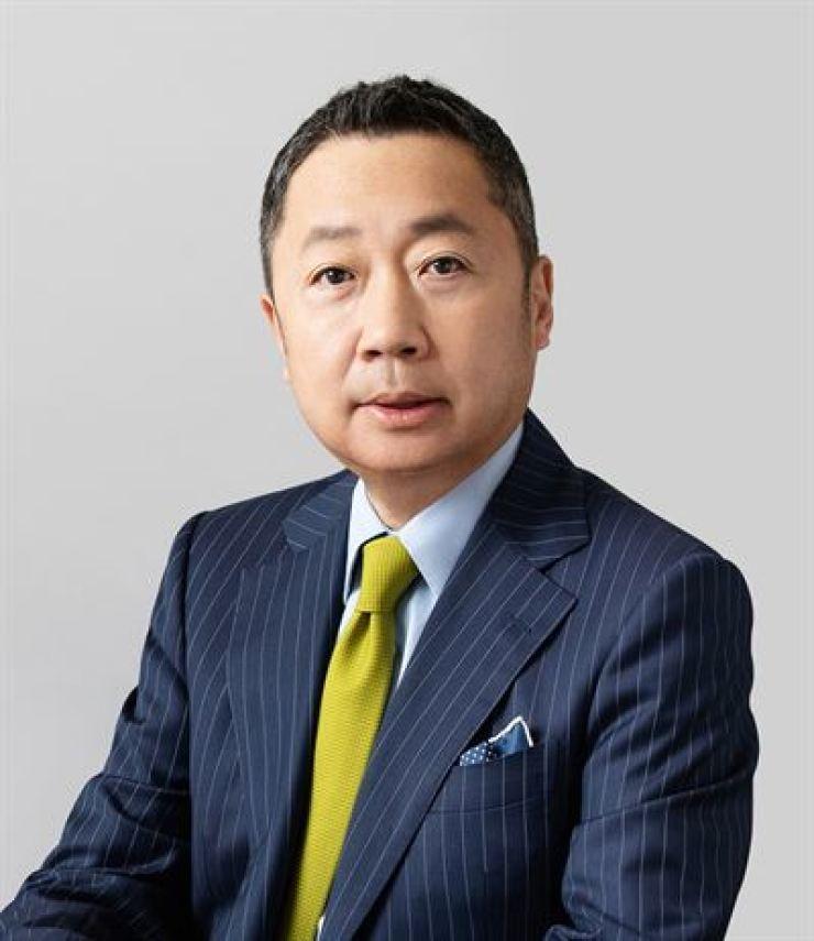 Doosan Group Chairman Park Jeong-won