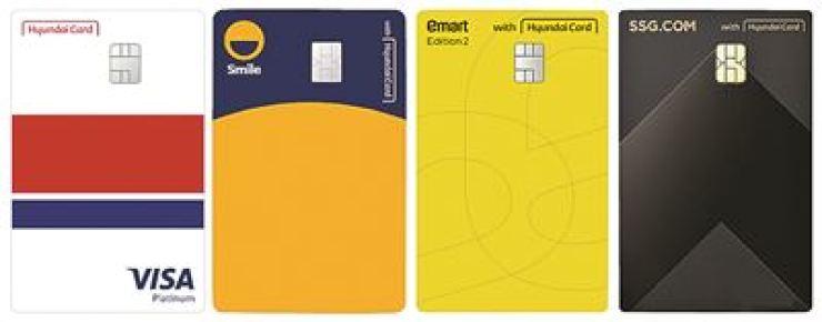 Hyundai Card's private label credit cards (PLCCs) / Courtesy of Hyundai Card