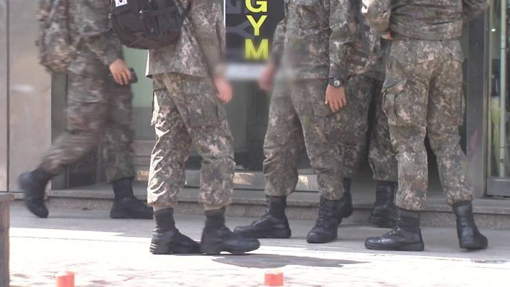 Seven more American service members and a Department of Defense civilian contractor tested positive for the new coronavirus upon their arrivals in South Korea, the U.S. Forces Korea (USFK) said Thursday.
