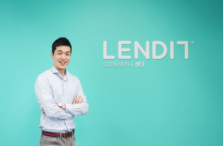 Lendit CEO Kim Sung-joon / Courtesy of Lendit