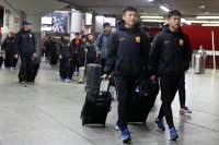 Stuck in Spain, Wuhan soccer team gets to watch Madrid-Barca
