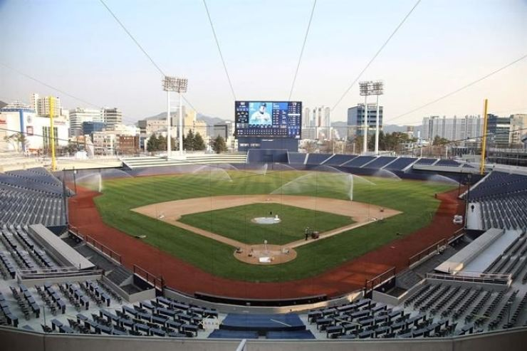 The 2020 season will begin in April, the Korea Baseball Organization said. Korea Times file
