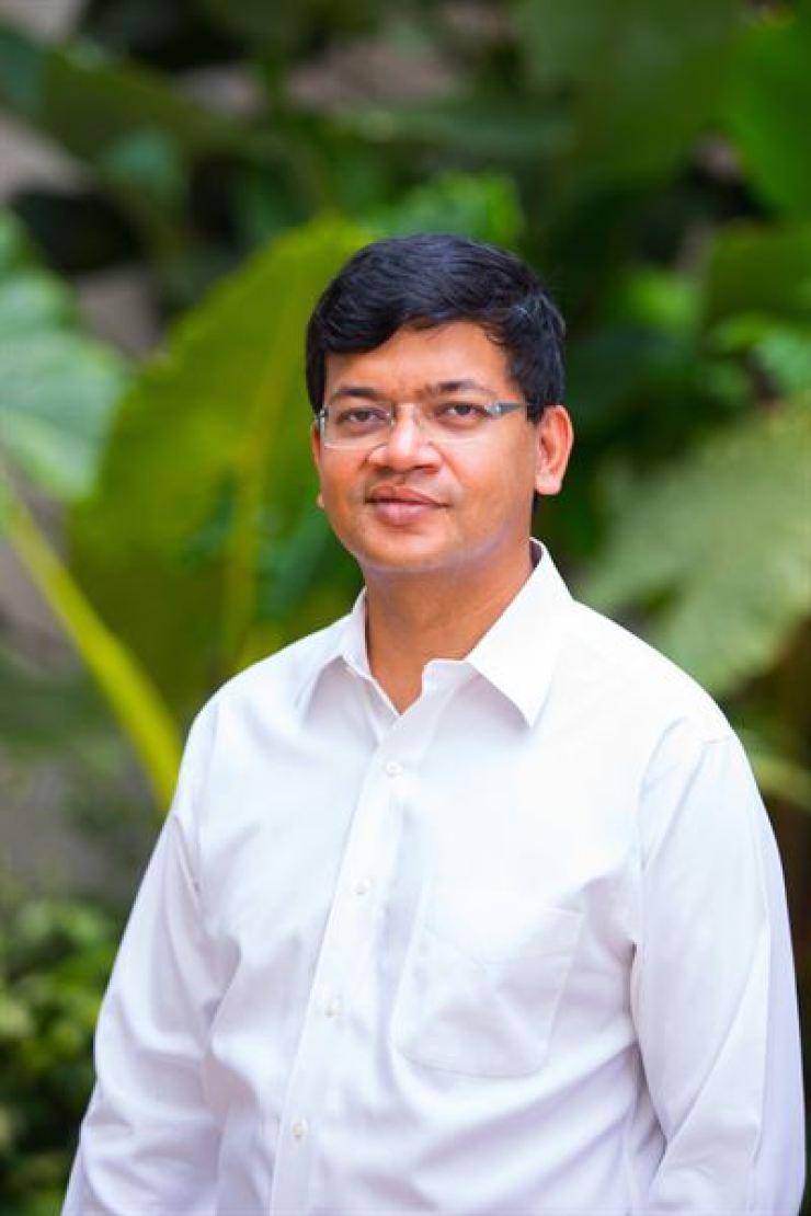 Pushan Dutt, INSEAD professor of economics and political science