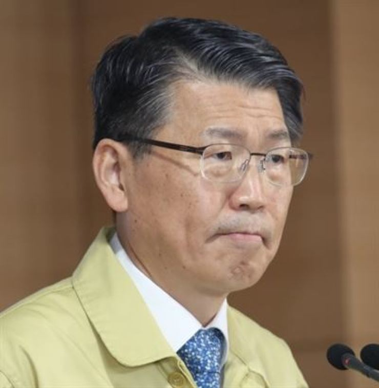 Financial Services Commission Chairman Eun Sung-soo