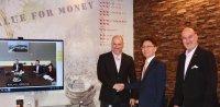 Samsung SDS eyeing European financial market