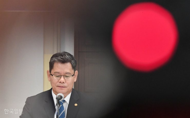 Unification Minister Kim Yeon-chul / Korea Times file