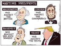 Wartime presidents