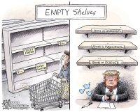 In short supply