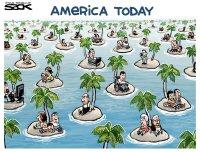 Social distancing USA