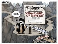 Afghanistan welcome
