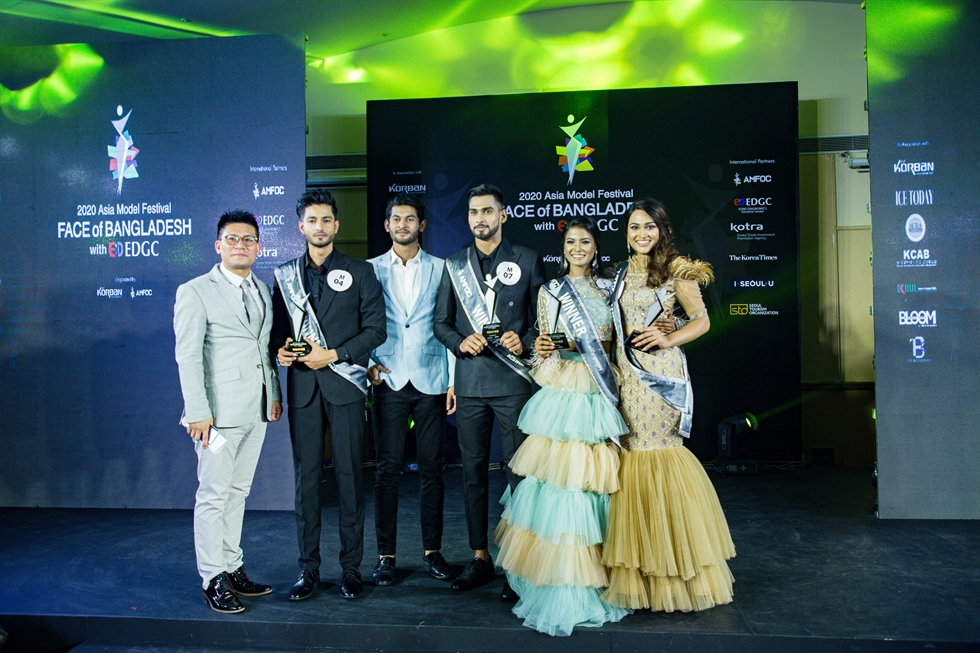2020 Face Of Bangladesh 4 Winners To Vie For Asia S Top Model Title Photos
