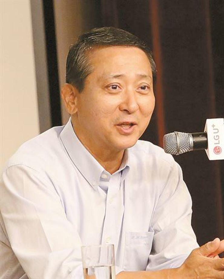 Kwong Young-soo, LG Corp. vice chairman