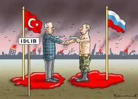 Russia-Turkey ceasefire