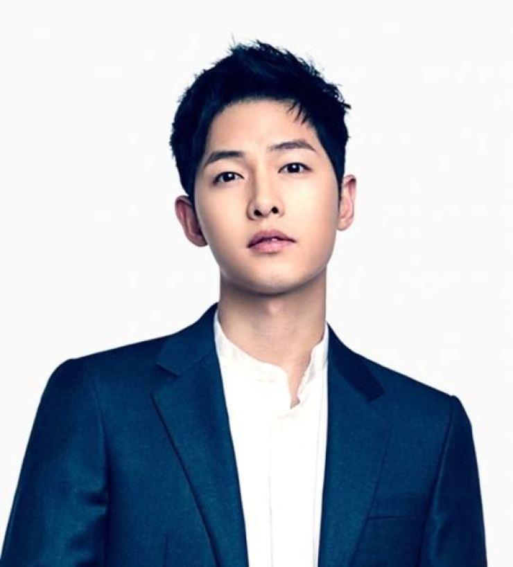 Song Joong-ki.