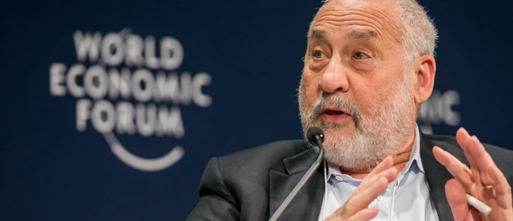 Columbia University professor Joseph Stiglitz / Korea Times file