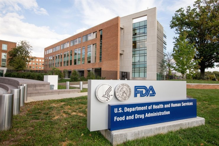 Three COVID-19 test kits of Korean companies have obtained a preliminary approval from the U.S. Food and Drug Administration. AP