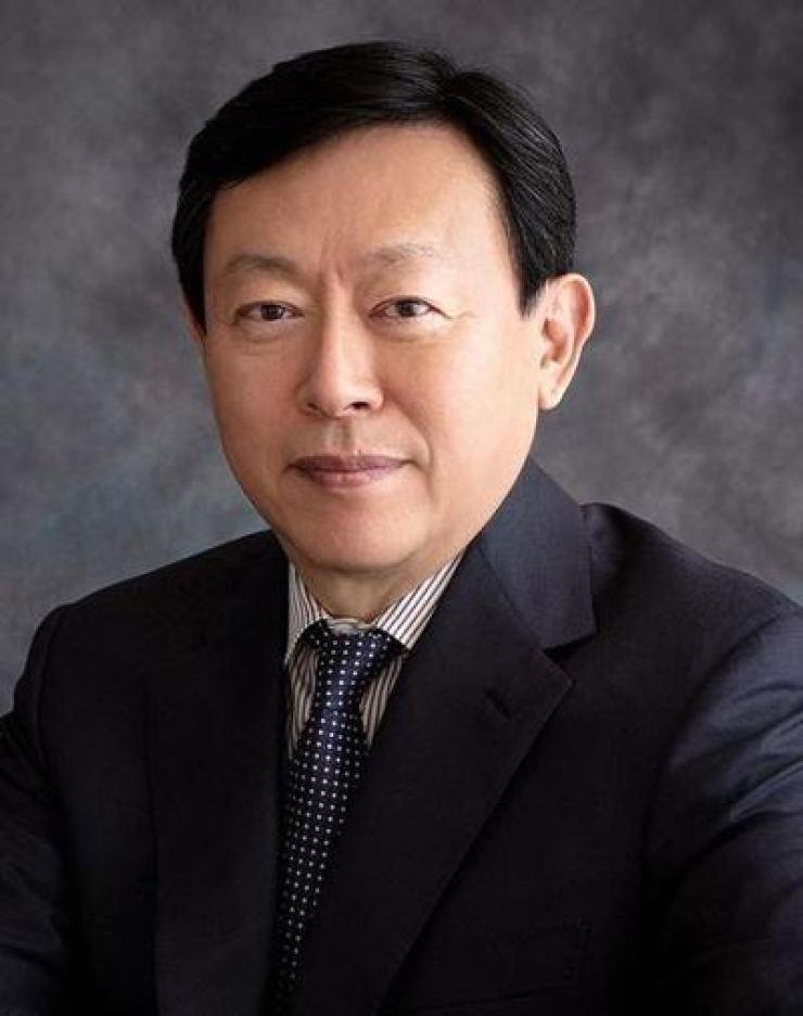 Lotte Group Chairman Shin Dong-bin