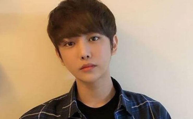 Online streamer Lee Chi-hoon. Capture from Lee Chi-hoon's Instagram