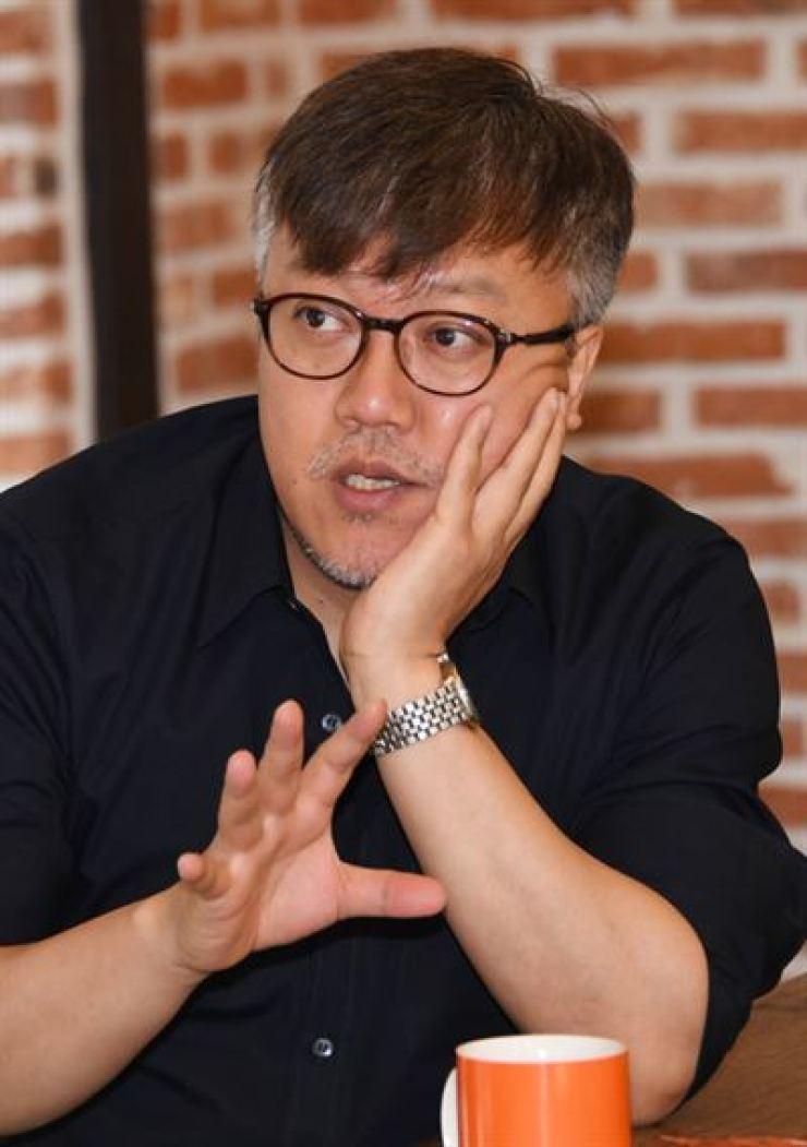 Choi Dong-hoon. Korea Times file
