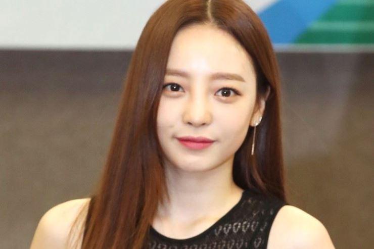 Late K-pop artist Goo Ha-ra / Korea Times file