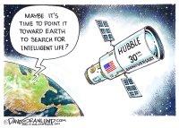 Hubble Telescope 30th
