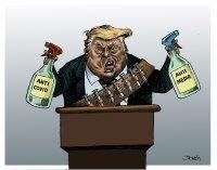 Trump arsenal
