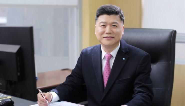 Woori Bank CEO Kwon Kwang-seok