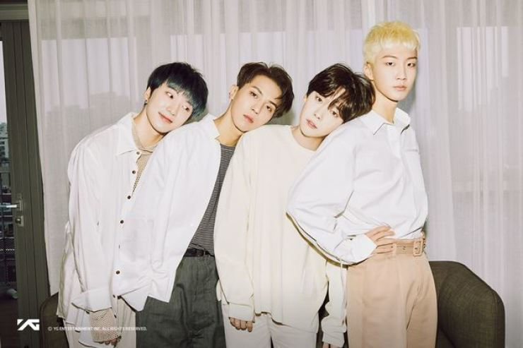 WINNER / Courtesy of YG Entertainment
