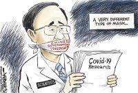 Coronavirus censorship in China