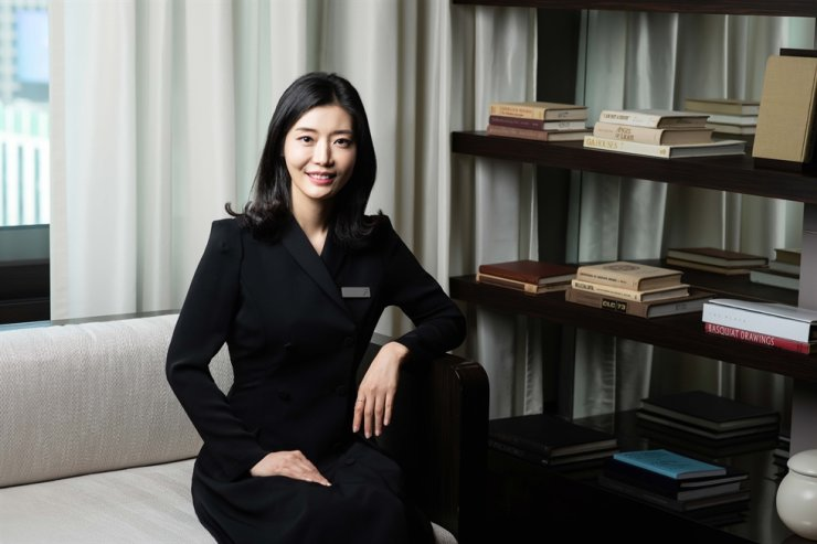 Choi Nan-joo, new general manager at The Plaza Seoul, Autograph Collection / Courtesy of Hanwha Hotels & Resorts