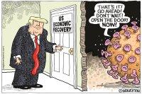 Premature recovery