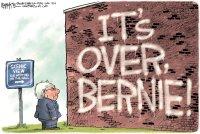 Bernie out