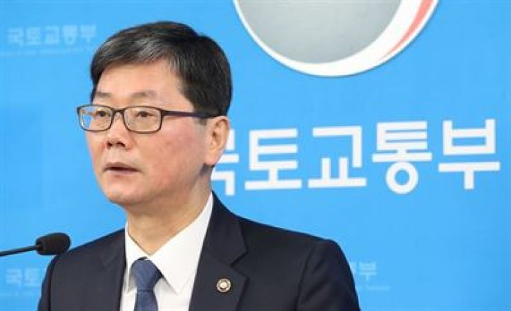 Son Byung-seok, CEO of the Korean Railroad Corp. (KORAIL) /Yonhap