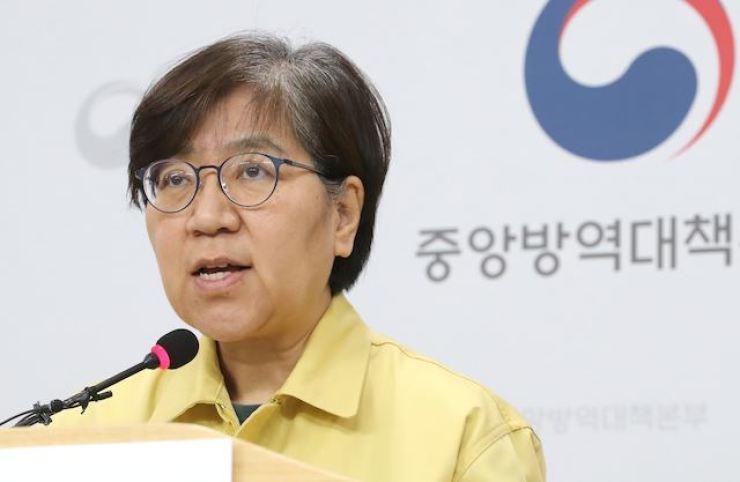 Jeong Eun-kyeong. Yonhap