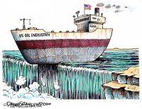 Oil industry on brink