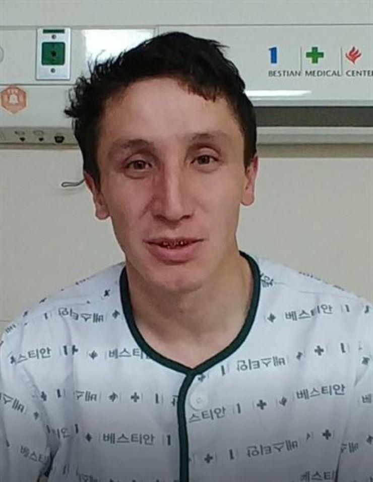 Ali, the undocumented hero from Kazakhstan / Yonhap